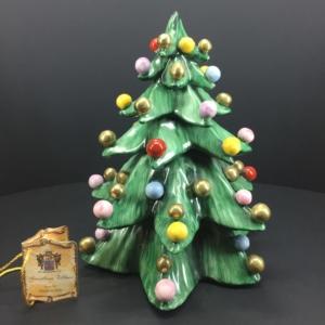 Albero di Natale Capodimonte