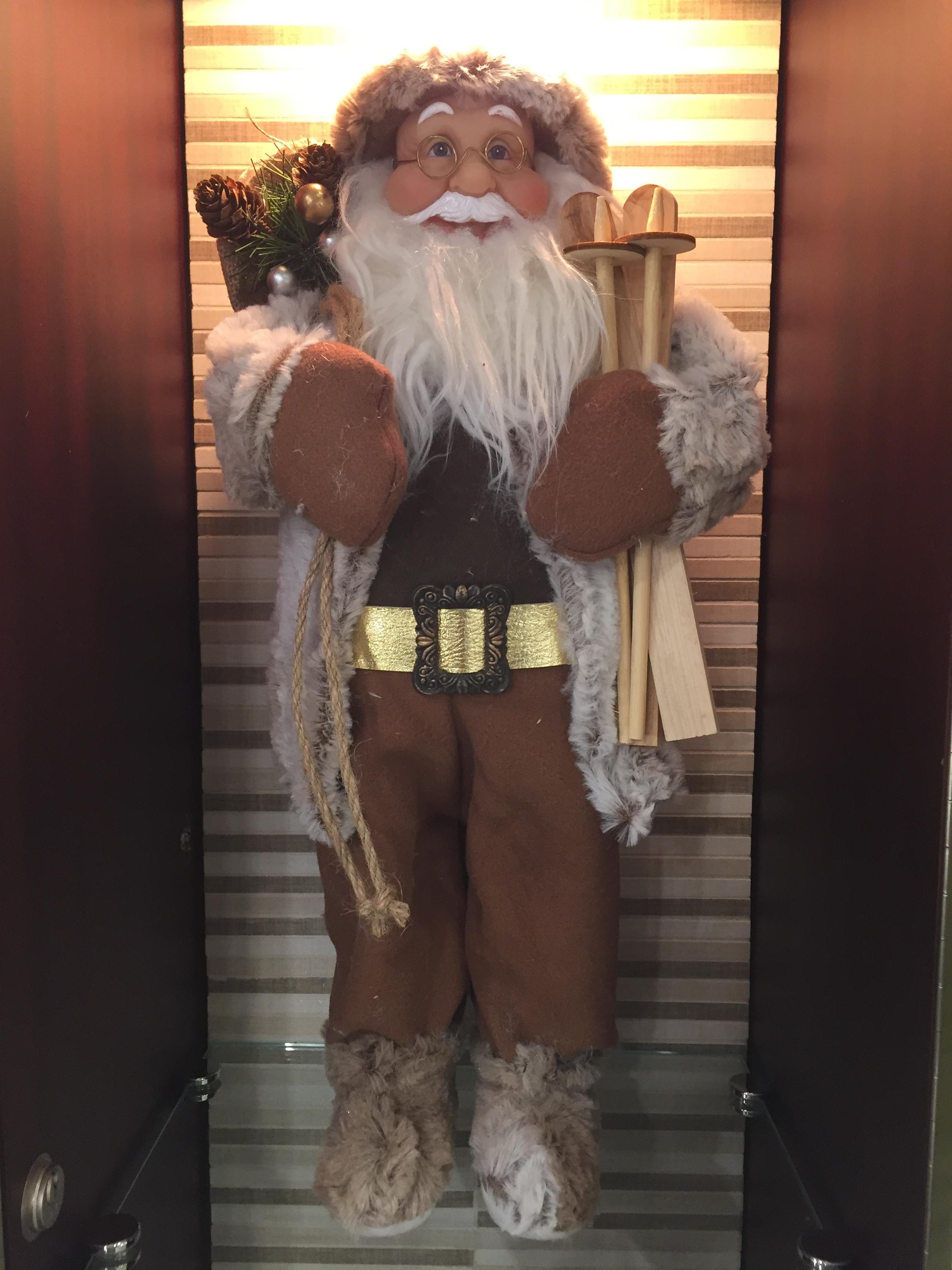 Babbo Natale Capodimonte