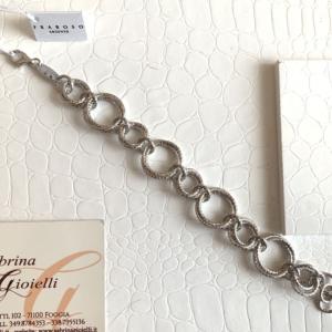 Bracciale in argento Fraboso