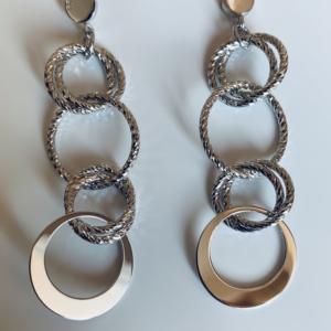 Orecchini in argento Fraboso