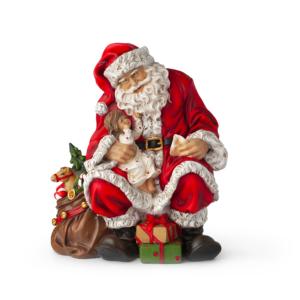 Babbo Natale Seduto