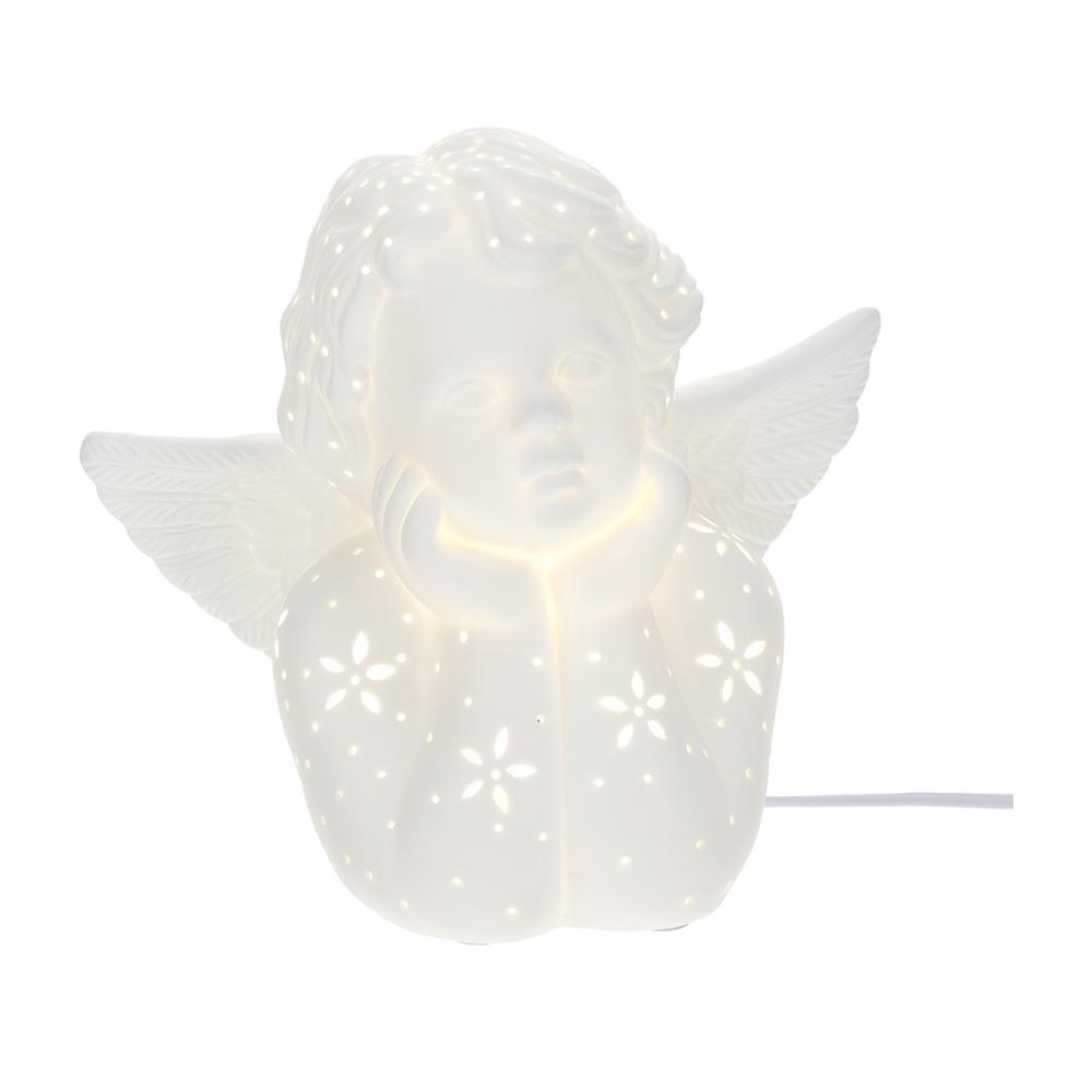 Lampada Angelo Porcellana